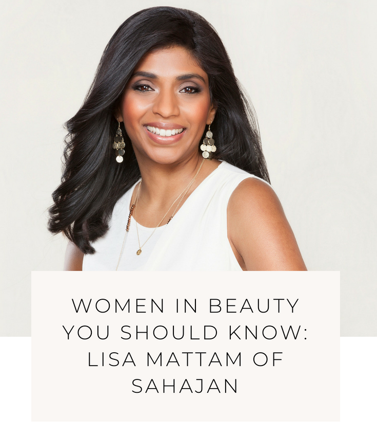 sahajan beauty founder
