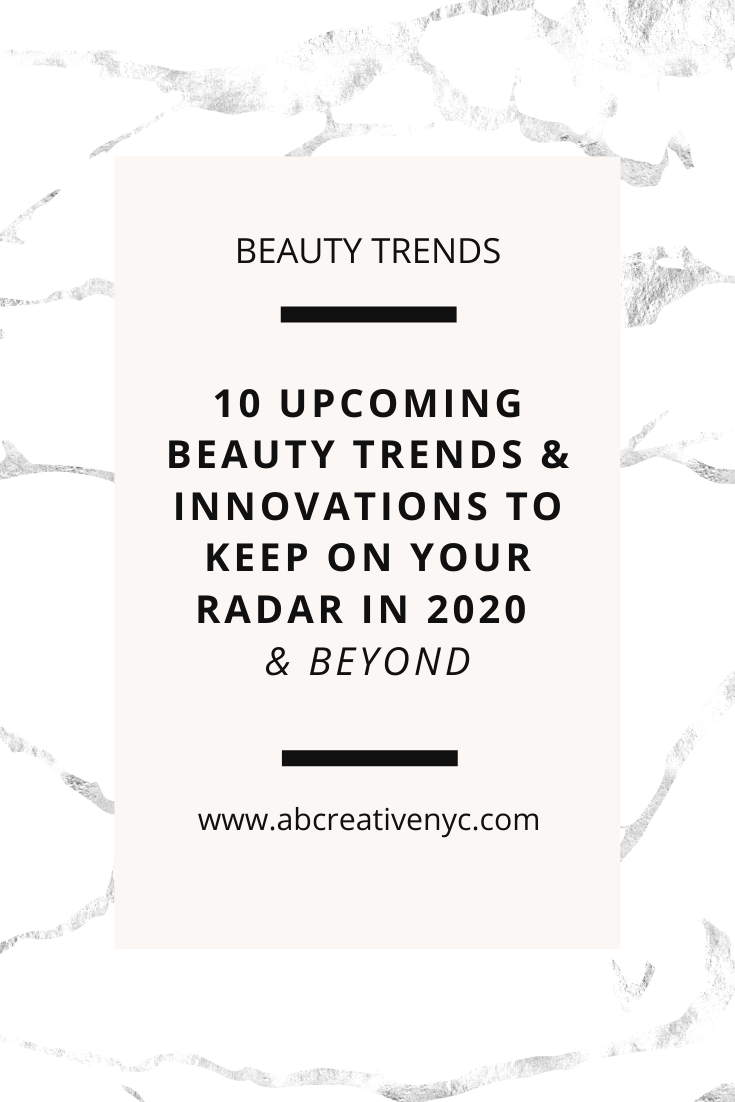 top beauty business trends